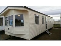 ATLAS AURORA HOLIDAY HOME - LOCATED AT SILVER SANDS HOLIDAY PARK LOSSIEMOUTH (STATIC CARAVAN)