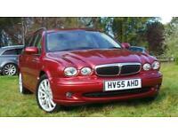 2005 Jaguar X-Type 2.5 V6 Classic (AWD) 5dr Estate Petrol Manual