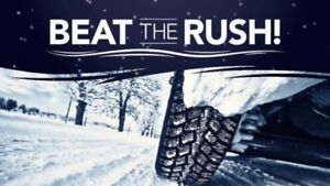 Huge Winter Tire Sale On Now!! Remember Last Year??