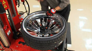 Limitless Tire - Tire Change over $60!!!!