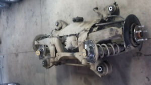 2010 camaro Complete rear suspension with differential