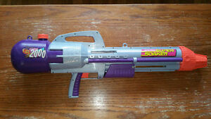 CPS 2000 Super Soaker Water Gun Powerful/Rare