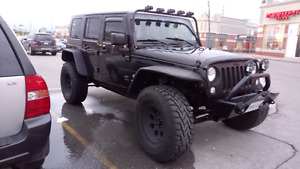 2007 Jeep Wrangler Unlimited Sahara JK