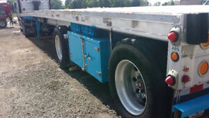 Flatbed Trailers For a Rent Or sale