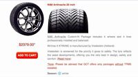 Infiniti QX60, Nissan Pathfinder, Murano: wheels, packages -20""