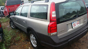 parting out 2002 volvo v70xc