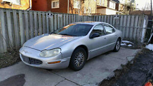 2000 Chrysler Concorde Sedan e-tested
