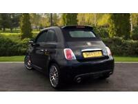 2014 Abarth 595 Turismo 1.4 T-Jet Turismo 2dr Manual Petrol Convertible