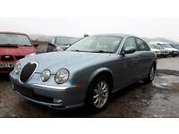 2002 /52 Jaguar S-TYPE 2.5 V6 auto SE