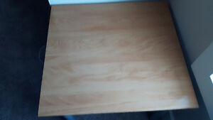 Oak Color Coffee Tables Good Condition