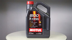 Motul X-cess and X-clean