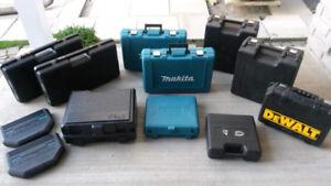 Hard Plastic Molded Cases, Toy Storage, Craft Supply Storage