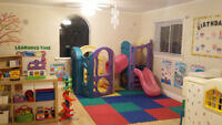 Laura's Home Daycare 2 Full Time Spaces Available
