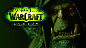 World of Warcraft Account ( still available 17/5/2017 )