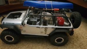 Axial rc truck