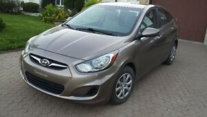 2013 Hyundai Accent Bronze/Moka Automatique
