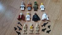 Star Wars Lego Minifigs!