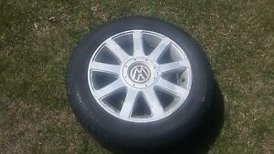 Volkswagon Rims