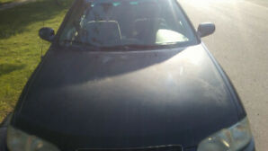 Selling nissan sentra 2001 $1200 call 5878915734