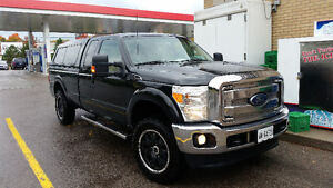 2012 Ford F-250 Super Duty XLT Pickup Truck