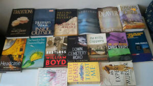 16 Books Detective/Crime