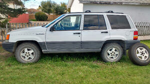 1995 Jeep Grand Cherokee SUV, Crossover