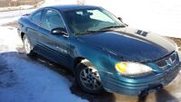 Parting Out - 2001 gRAND aM 2 DOOR