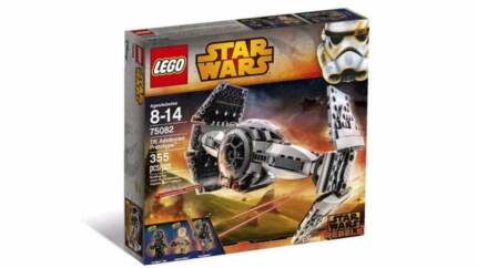 Lego 75082 Star Wars Tie Fighter Advanced Prototype (NEW) RETIRED