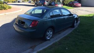 2006 saturn ion PRICE REDUCED