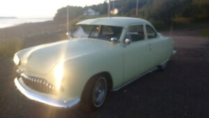1949 FORD CUSTOM CRUISER (OLD S'COOL) trades?