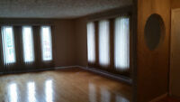 Large 3 Bedroom Appartment w/ Washer & Dryer