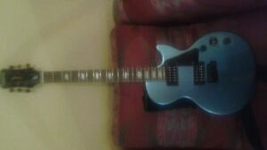 6 strig Electric Epiphone guitar