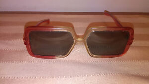 Cool-Ray 177 Vintage Sunglasses/Verres Fumer Vintage Cool-Ray177