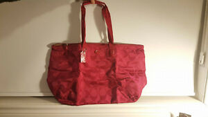 Brand new Coach Weekender Bag Set