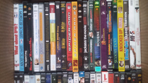 46 DVD'S FOR $ 20