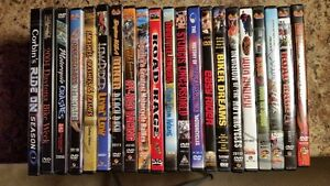 Motorcycle DVD collections