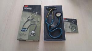 Stethoscope Littman Classic II SE avec embout multicolore