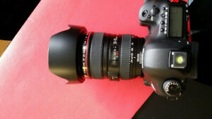 Canon 24-105 f/4 L IS USM - $625