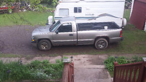 2002 Chevrolet Silverado 1500 Pickup Truck - Runs great