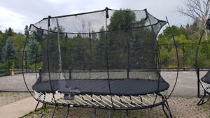 Springfree Trampolines 2 Units (8ft x 13ft Oval)