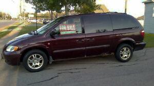 2003 Dodge Grand Caravan Sport SMOKE-FREE