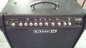 Amplificateur line 6, Spider IV, 75 watts