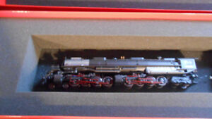 HO Model trains, Big Boy, RR with DCC and quality sound
