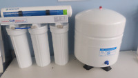 Water softeners and r o s best price 10 year warranties