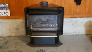 Propane Fire Place For Sale