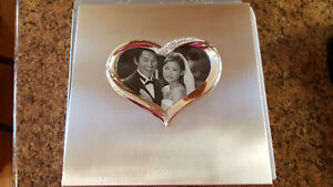 Picture Frame, Photo Albums- Great Wedding/Anniversary Gifts