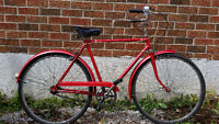 "NICE 2 (His&Hers) Vintage Triumph Bicycles, 26"", 3 Speed Sturmey"