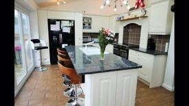 3 or 4 bedroom semi-detached house in Havant, furnished or unfurnished