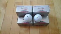 Dozen New Nike RZN Platinum Golf balls
