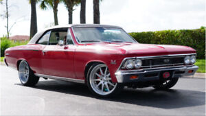 Looking for a 66 chevelle project car